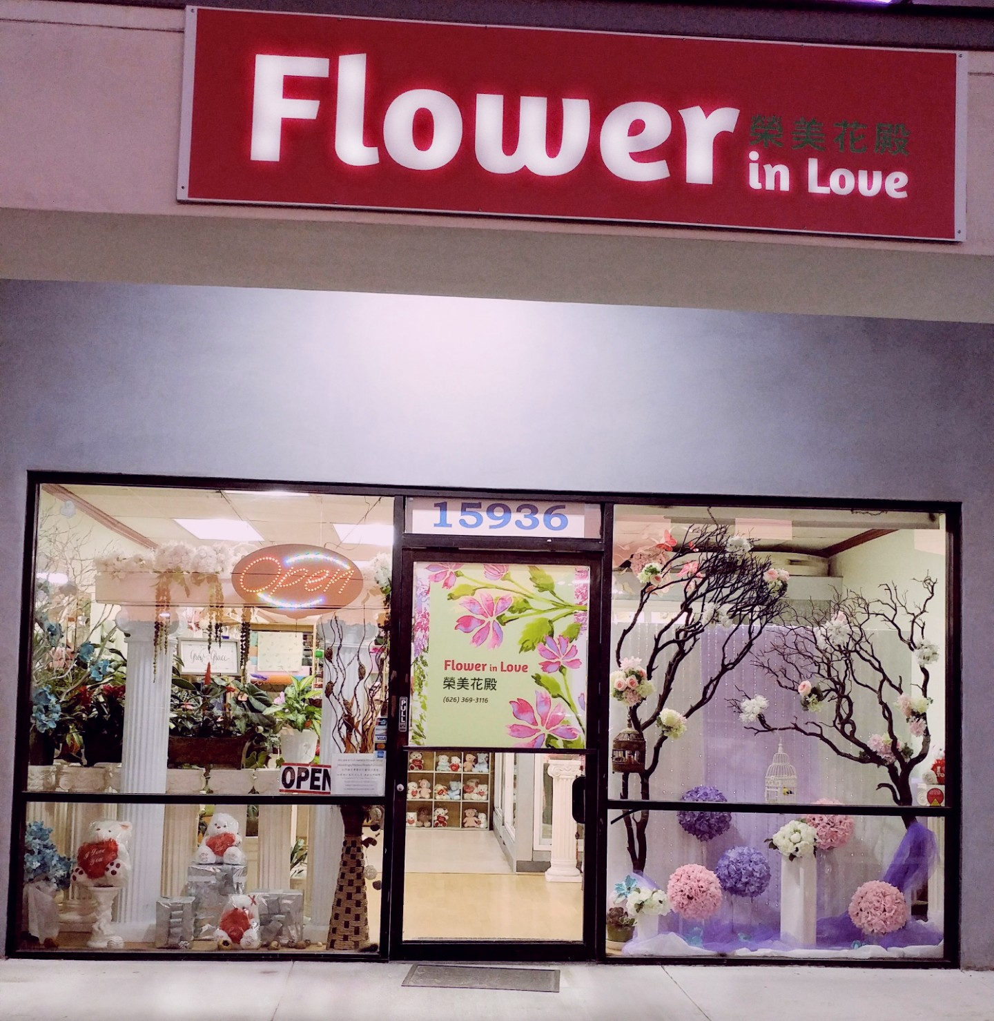 Flower In Love
